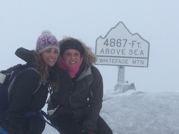 Big & Little: surviving 65 mph winds, hail, snow and rain