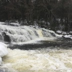 Buttermilk Falls: Long Lake's Tranquillity