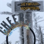 New Year's Eve on Seymour Mountain